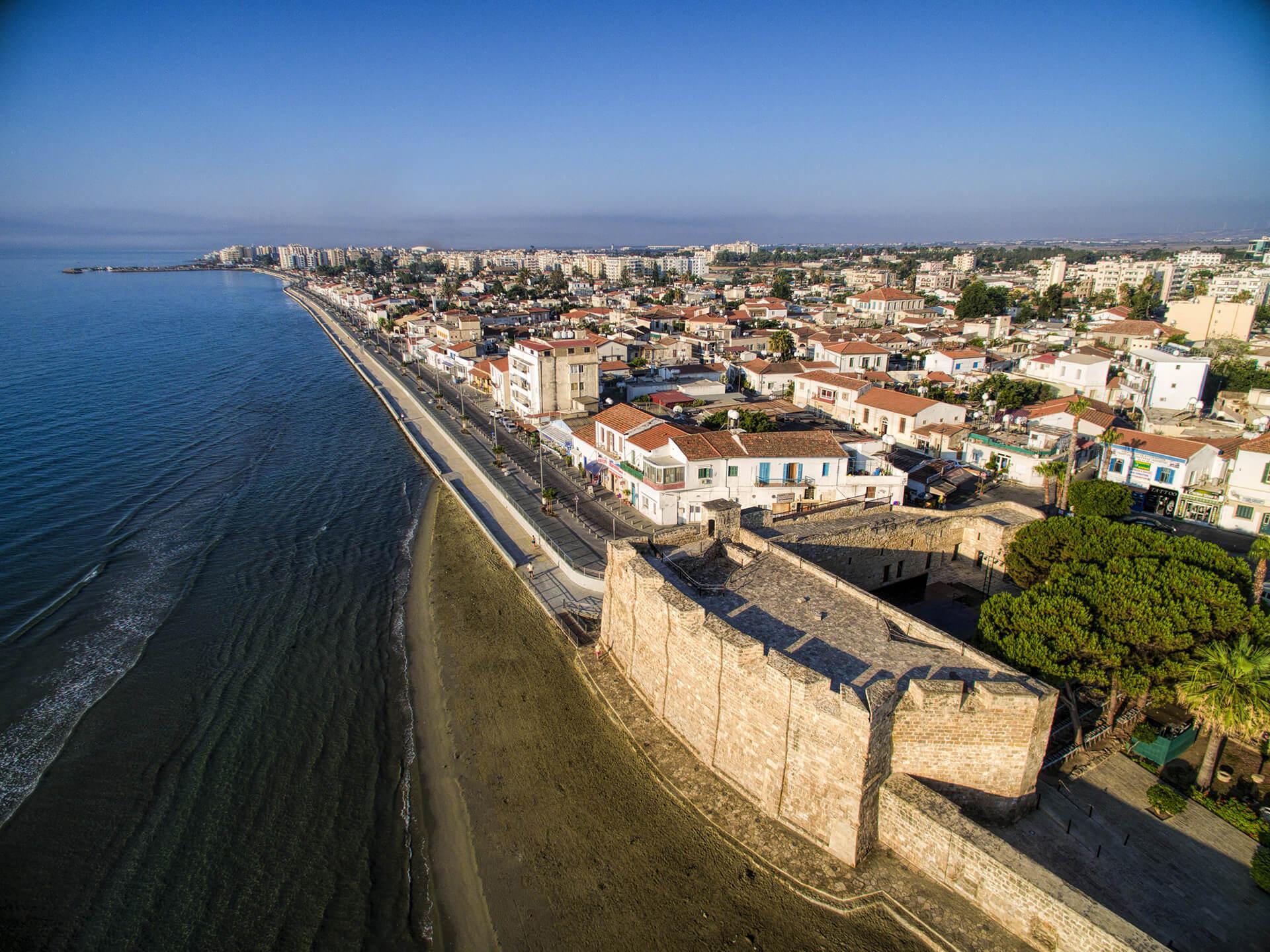 Medieval Castle, Larnaka, Cyprus