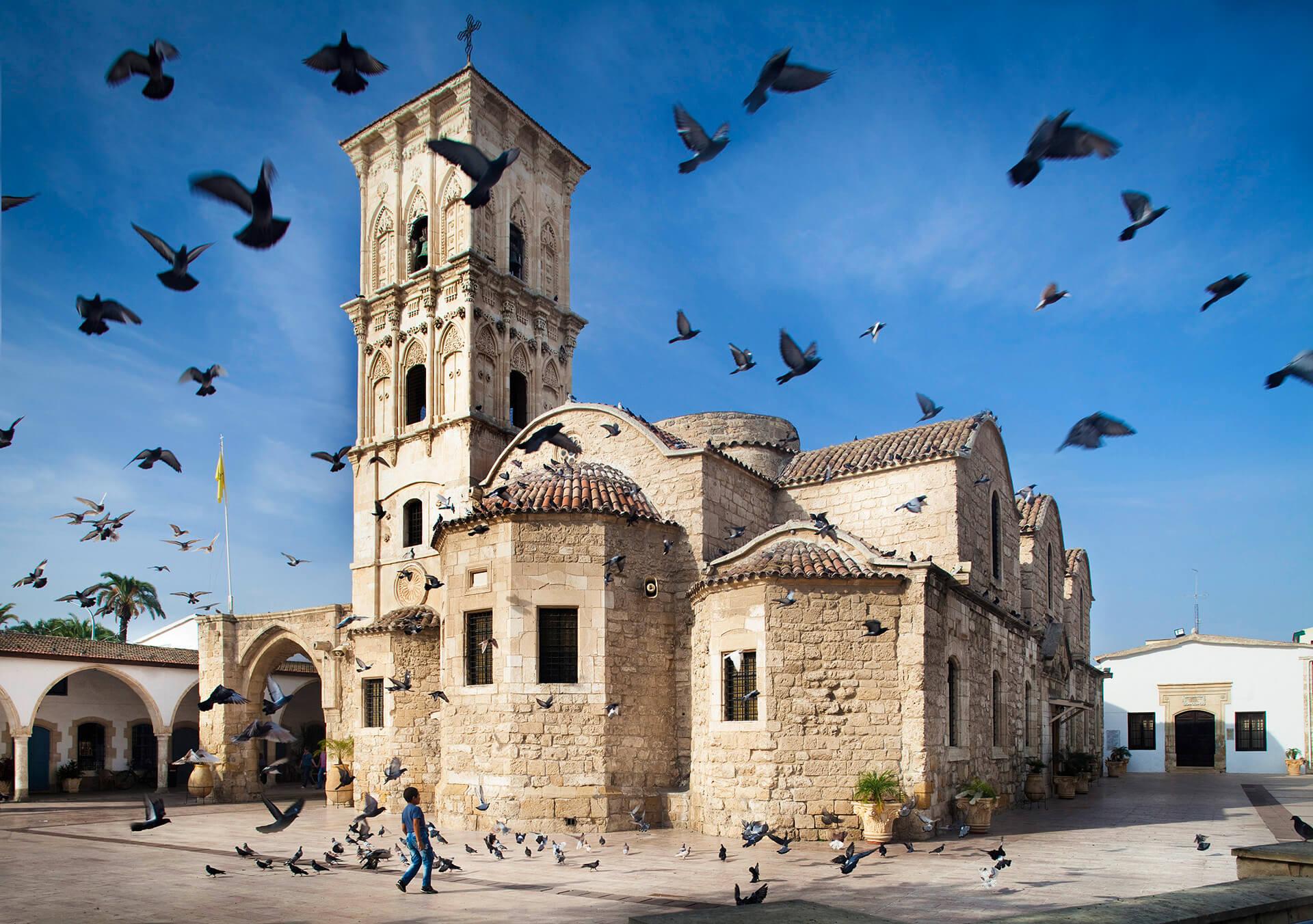 St. Lazarus church Larnaka, Cyprus